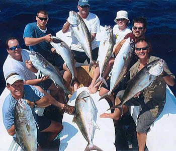 Freeport Galveston fishing charters in the Gulf of Mexico