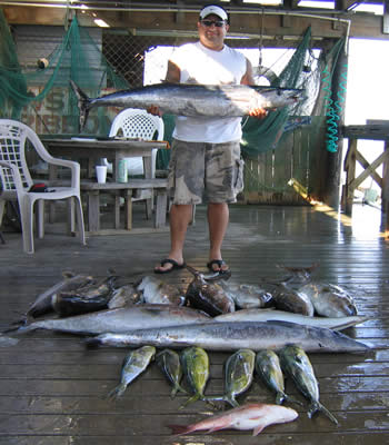 Fishing In Galveston