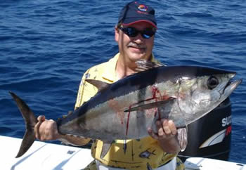 Freeport Galveston tuna fishing charters in the Gulf of Mexico